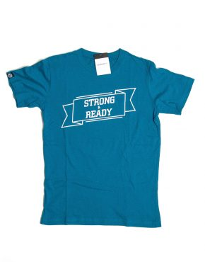 esteem STRONG & READY T-shirt front
