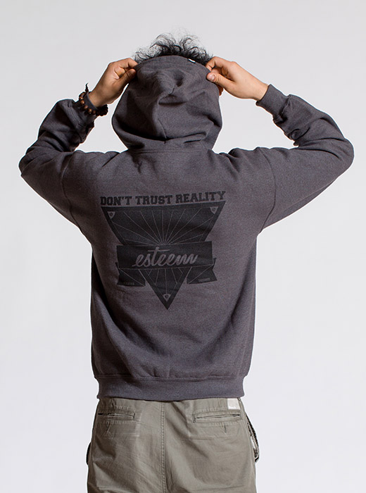 esteem Zip-Hoody DREAM