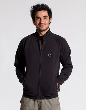 esteem STATE OF THE ART sweat jacket schwarz