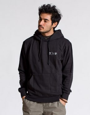 esteem ONE MOVE Hoody schwarz