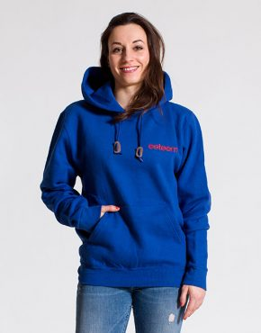 esteem SYSTEM Hoody blau girls