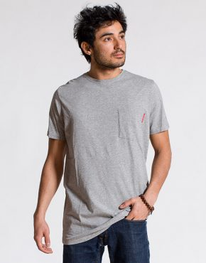 esteem BASIC LongCut T-shirt Pocket