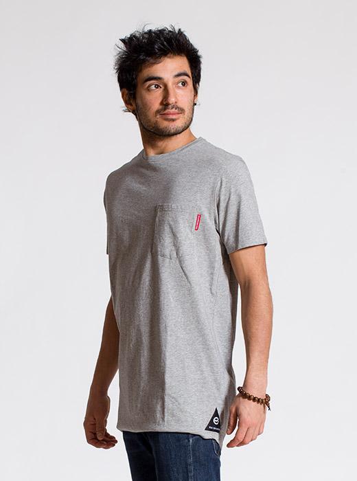 esteem BASIC LongCut T-shirt Pocket