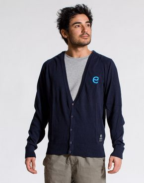 esteem CARDIGAN Weste Strickjacke navy