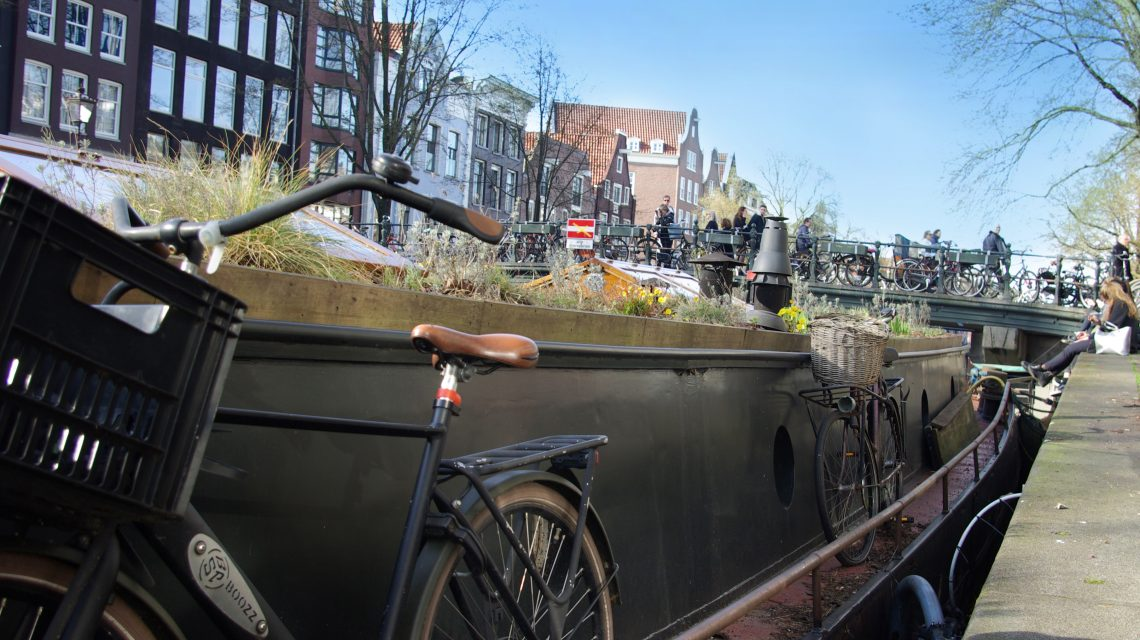 esteem trip amsterdam photo blog bike