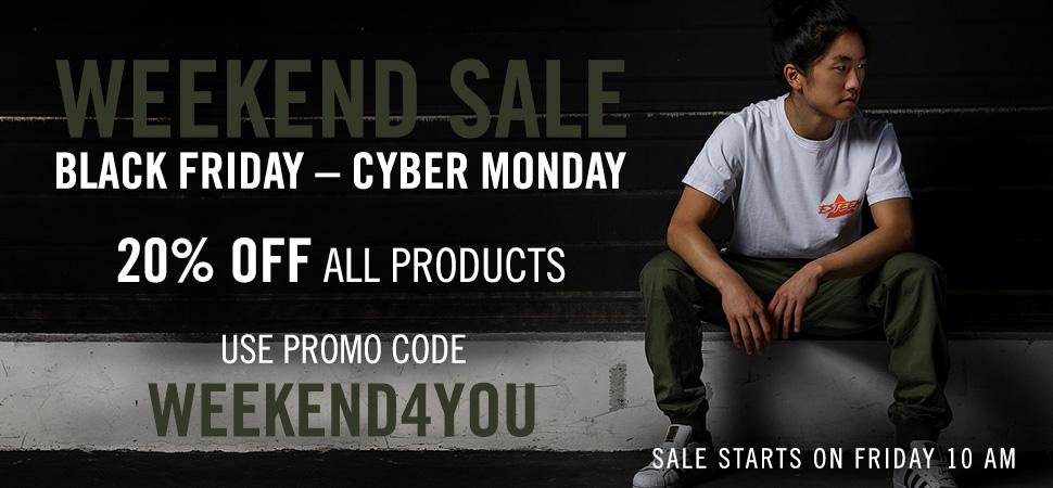 esteem Black Friday Cyber Monday Sale 2017