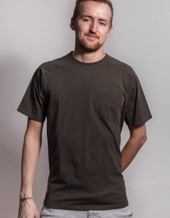 esteem EST MONOGRAM T-shirt front